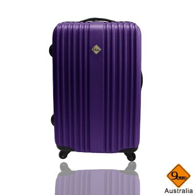 Gate9五線譜系列ABS材質雙層加大輕硬殼28吋旅行箱 / 行李箱 1