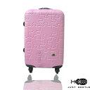 JUST BEETLE 拼圖系列ABS輕硬殼24吋旅行箱 / 行李箱