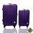 Miyoko時尚簡約系列超值28吋+20吋輕硬殼旅行箱 / 行李箱 2