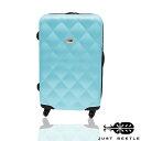 Just Beetle經典菱紋系列ABS材質28吋輕硬殼旅行箱 / 行李箱