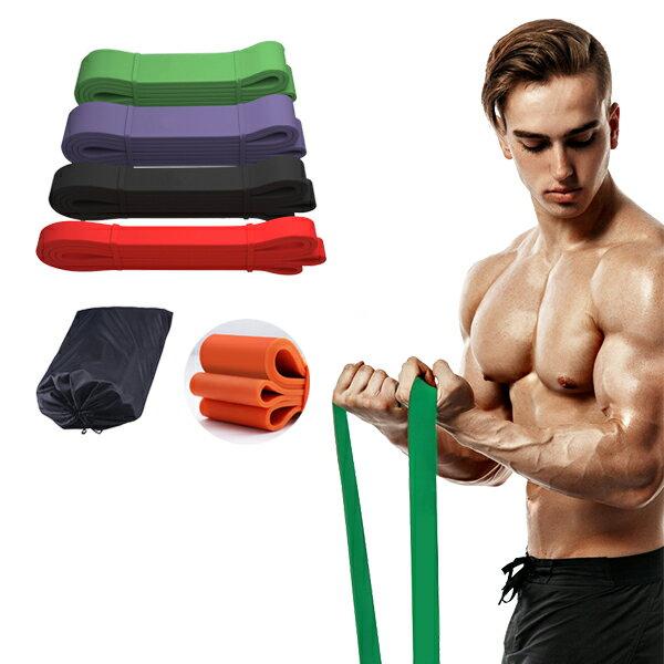 【滿額領卷折50】85磅紫色-磅數阻力帶 彈力帶 拉力帶 多功能環狀彈力帶 瑜珈 健身 重訓拉力繩TRX-JoyBaby