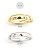 日本CREAM DOT  /  リング 指輪 アクセサリー 11号 2連 デザイン シンプル メタル ゴールド シルバー 重ねづけ 華奢 ひねり オフィス カジュアル プレゼント 小物 ギフト 大人 レディース 女性  /  qc0422  /  日本必買 日本樂天直送(990) 2
