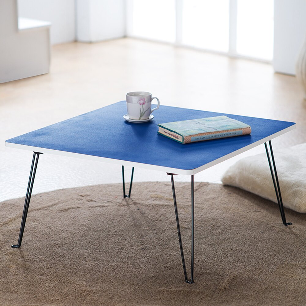 【悠室屋】魔術方塊圓角小方桌 桌子 和室桌 (4色)