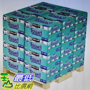 [COSCO代購]W1580517科克蘭隨意撕特級廚房紙巾160張X12捲X24入