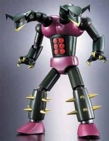 【真愛日本】13011500001 超合金魂GX-26 無敵鐵金剛 收藏 擺飾