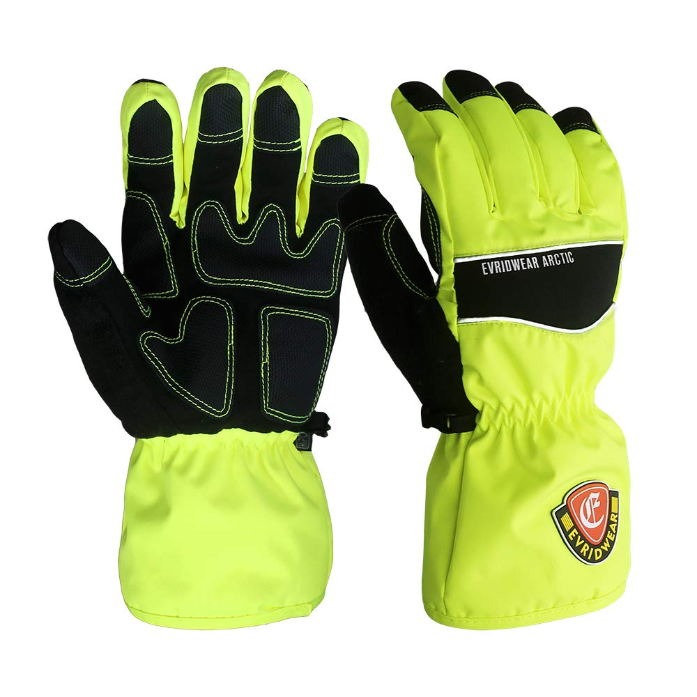 f514a470e7ec2 -40 degrees Gloves 3M Thinsulate Fleece Lined Waterproof for Freezing Cold  Weather Wind Protection Outdoor