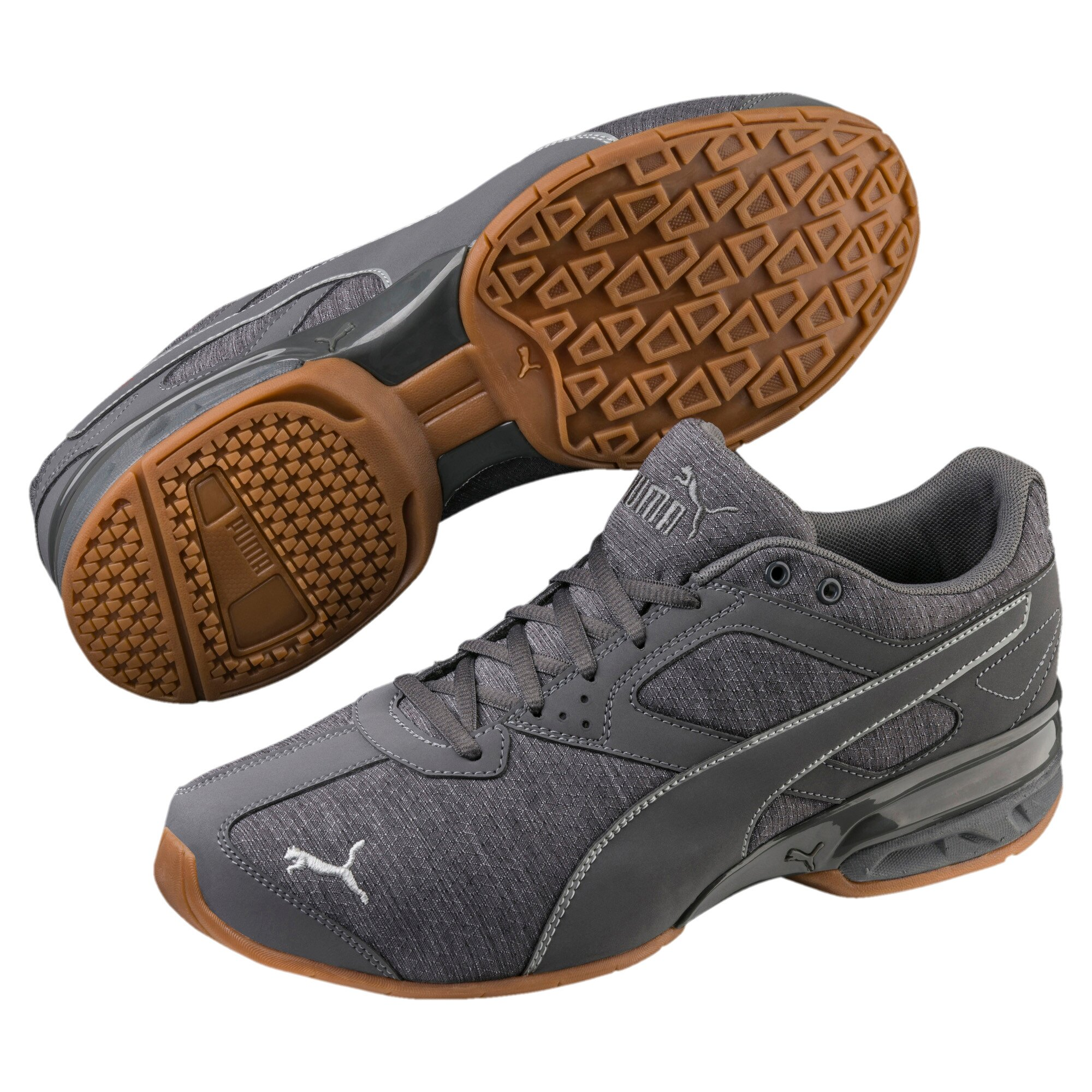 bb4feed0940fe1 Official Puma Store  PUMA Tazon 6 Heather Rip Men s Sneakers ...