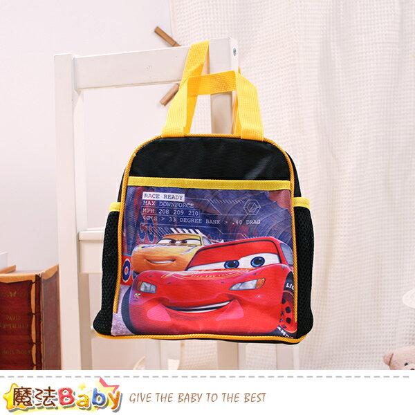 便當袋 迪士尼閃電麥坤授權正版提袋 魔法Baby~f0260