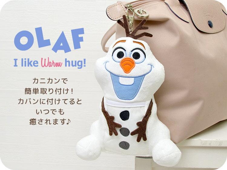 日本迪士尼 Disney Frozen 冰雪奇緣 雪寶 伸縮車票夾 證件夾 。-日本必買 日本樂天代購(2080) 5