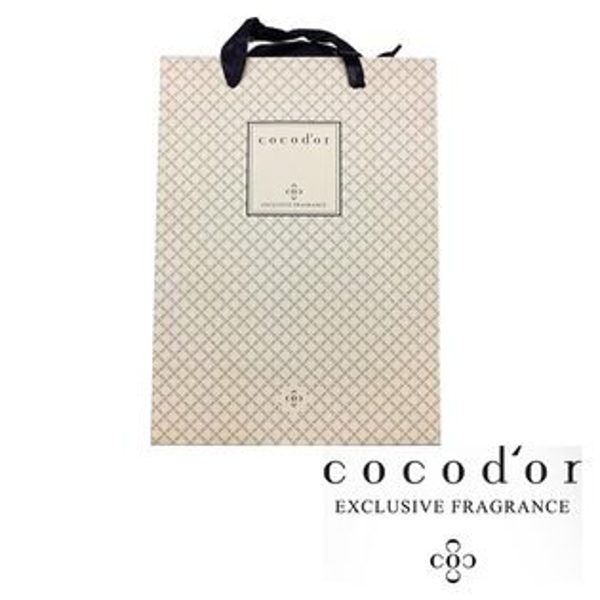 韓國cocodor擴香瓶提袋26×18.5×10cm每個提袋最多可裝兩罐200ml擴香瓶