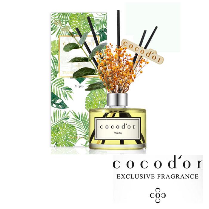 韓國 cocod or 【夏豔滿天星雨林限定款】室內擴香瓶 200ml 擴香 香氛 香味 芳香劑 室內擴香