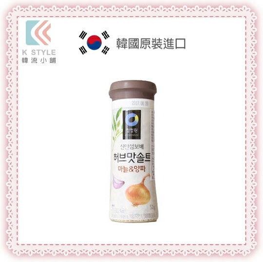 韓國 Daesang 大象 韓式烤肉蒜味 調味鹽 52g 蒜鹽 鹽 韓式烤肉
