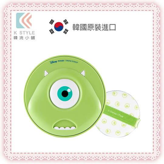 韓國 THE FACE SHOP 迪士尼 聯名 CC持久妝感氣墊粉餅 大眼仔 CC 持久妝感 氣墊粉餅