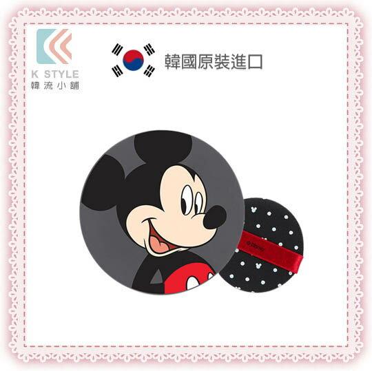 【 THE FACE SHOP 】  迪士尼 聯名 兒童專用 氣墊粉餅 米奇