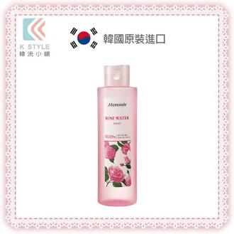 韓國  Mamonde   ROSE WATER 玫瑰化妝水 250ml 大馬士革玫瑰水 純露 化妝水 朴信惠代言