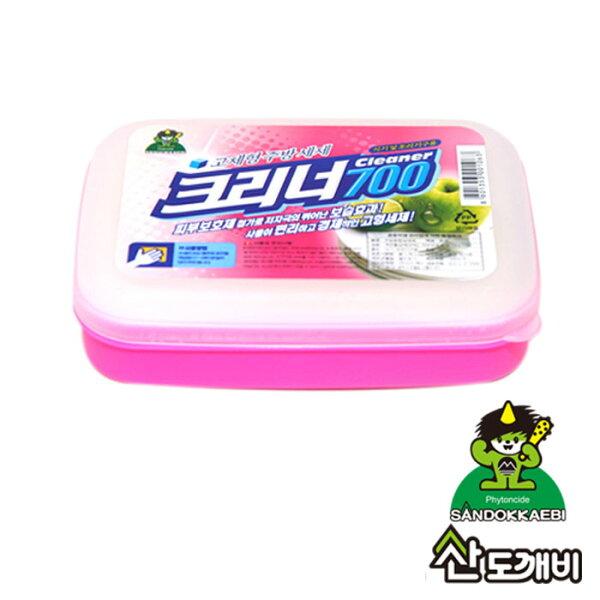 韓國小鬼怪SANDOKKAEBI七零零無磷環保洗碗皂535g洗碗皂洗碗廚房用品洗滌清潔清潔劑