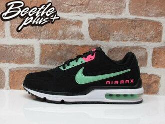 BEETLE PLUS NIKE AIR MAX LTD 黑白 黑綠 黑粉 YEEZY 椰子 氣墊 慢跑鞋 407979-017