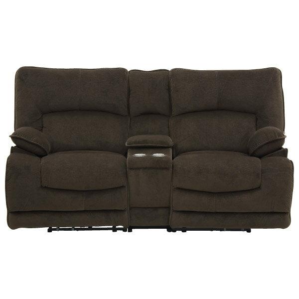 ◎布質2人用WIDE電動可躺式沙發 附茶几 HIT DBR NITORI宜得利家居 2