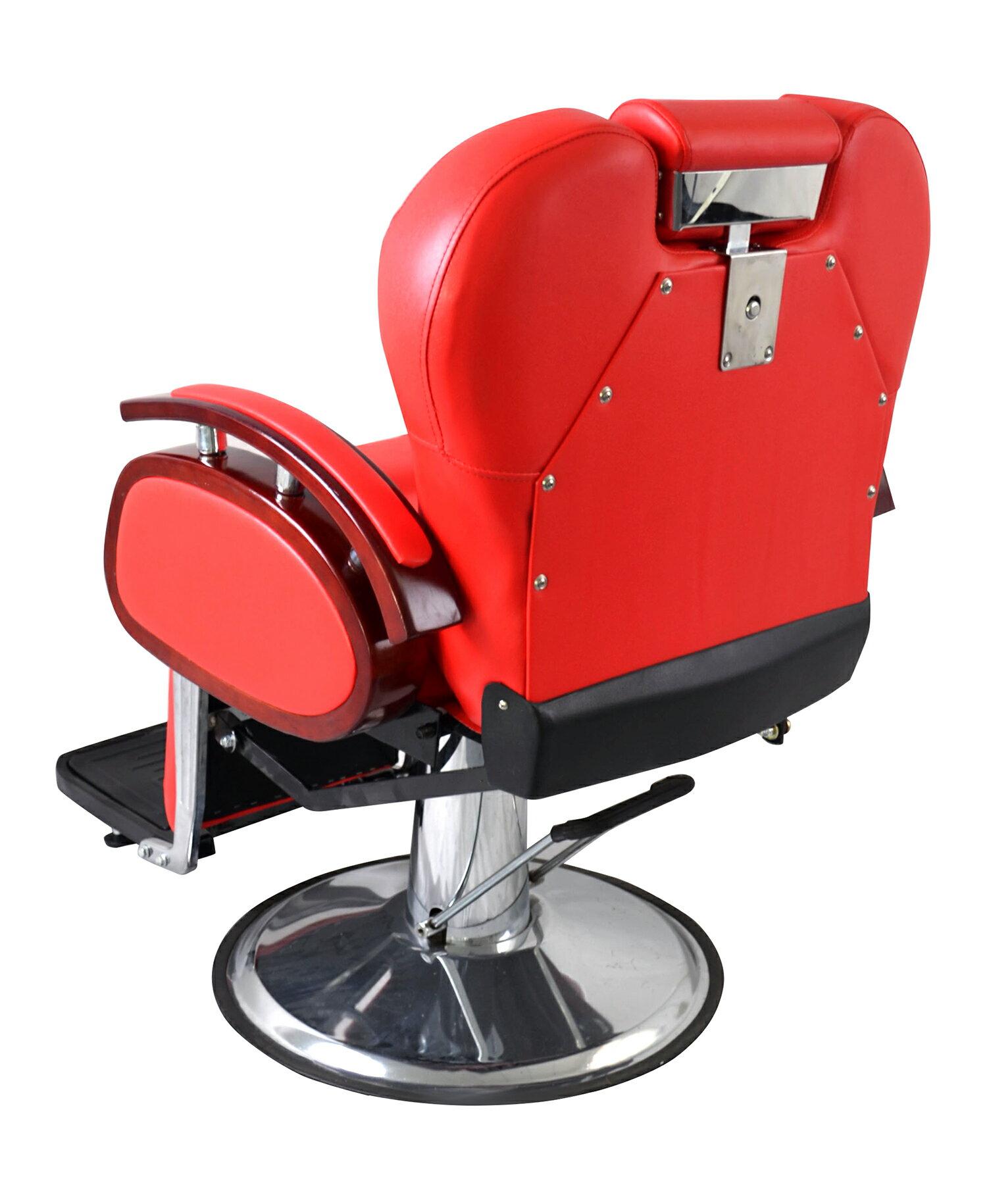 BarberPub All Purpose Hydraulic Recline Barber Chair Salon Beauty Spa Shampoo Equipment 8705 6