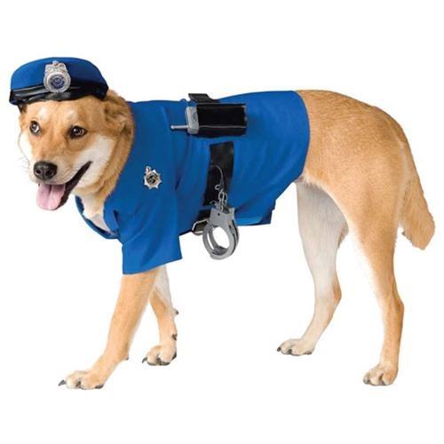 Rubies Costume Company Police Dog Costume 0