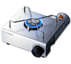 【KOVEA 韓國】不鏽鋼迷你卡式爐 單口爐 瓦斯爐 迷你卡式爐(附專用硬盒)-套裝組-KGR-1503