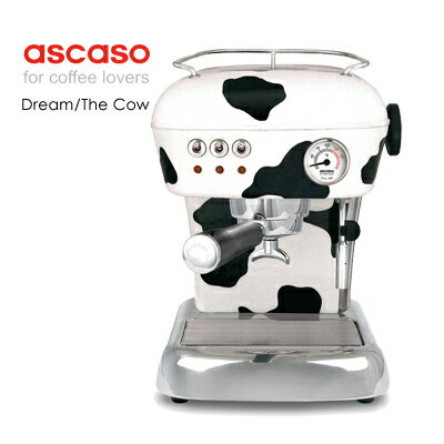 《ascaso》Dream / The Cow Espresso 咖啡機