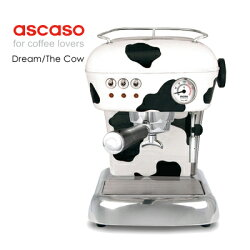 【ascaso】Dream / The Cow Espresso 咖啡機