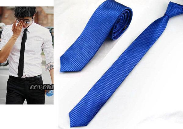~草魚妹~窄版亮面魚紋手打5cm窄版手打領帶,直購150元