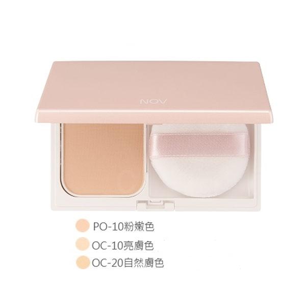 NOV 娜芙 防曬粉餅 (不含盒) SPF30(自然膚色) 12g補充芯
