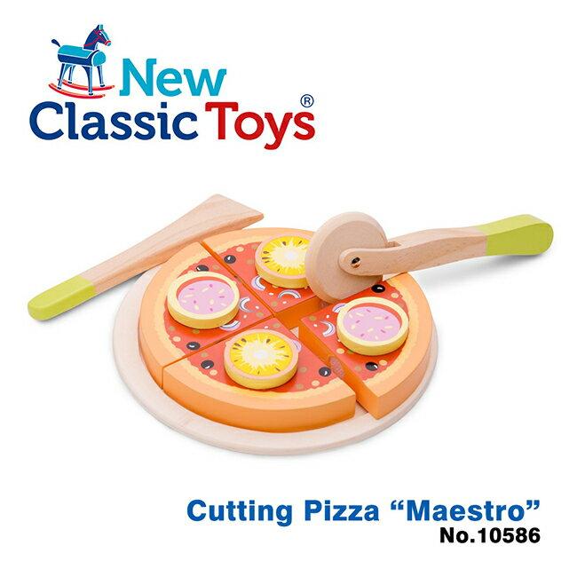 【荷蘭 New Classic Toys】經典墨西哥比薩切切樂 10586