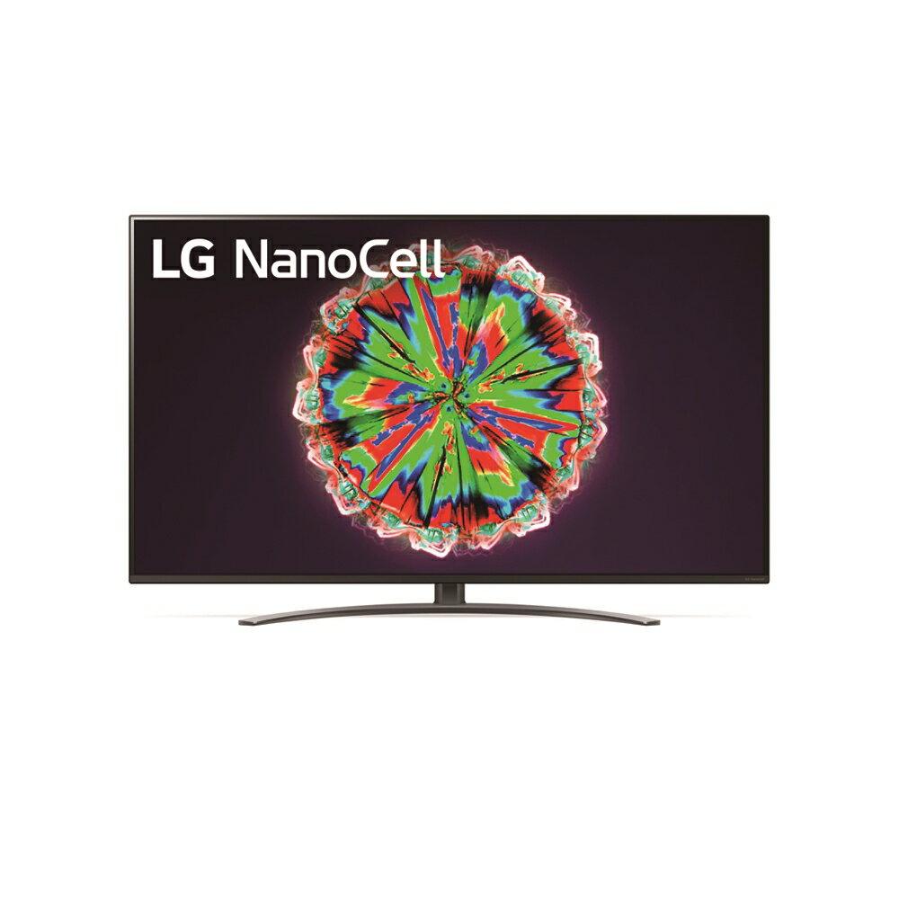 LG LG55吋一奈米 4K AI語音物聯網電視 55NANO81WNA