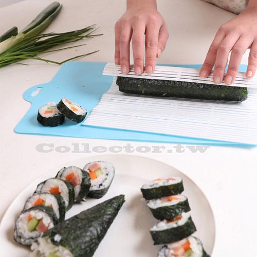 【N16070601】日式壽司捲簾 紫菜包飯 DIY壽司簾 飯糰模具