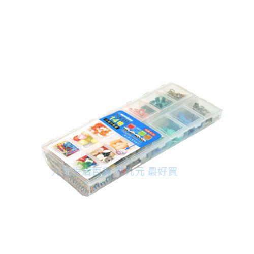 【九元生活百貨】聯府 TLB-014 14格小物分類盒 置物 收納 TLB014