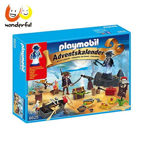 【免運】Playmobil 海盜尋寶降臨曆