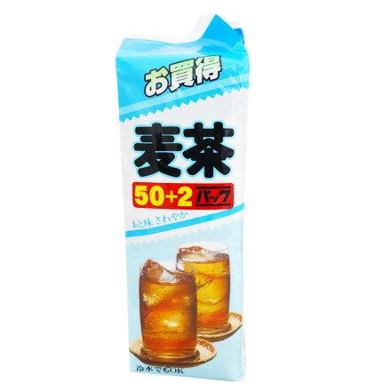 【敵富朗超巿】全國-袋裝冷溫水麥茶 520g 有效日期:2019.09.11