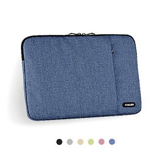 12吋 簡約純色筆電保護套 避震袋 (DH161)【預購】
