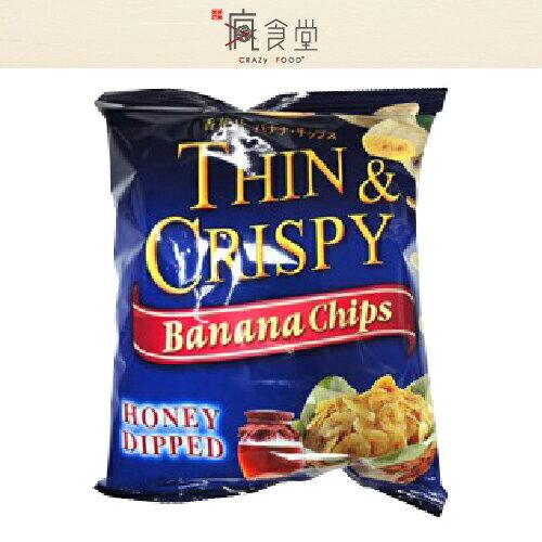 菲律賓 LESLIE'S Honey Dipped Banana Chips 香蕉脆片 160g