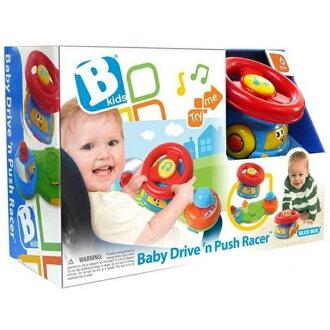 【寶貝樂園】手推車方向盤玩具
