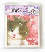 浴室防滑貼片(6入)貓咪 德德 韓國 浴室 螢光 防滑貼片 防滑片 止滑帶 非3M 保護 老人 小孩 孕婦 安全