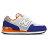 Shoestw【YV574NSD】NEW BALANCE NB574 運動鞋 黏帶 中童鞋 Wide 白寶藍橘 0