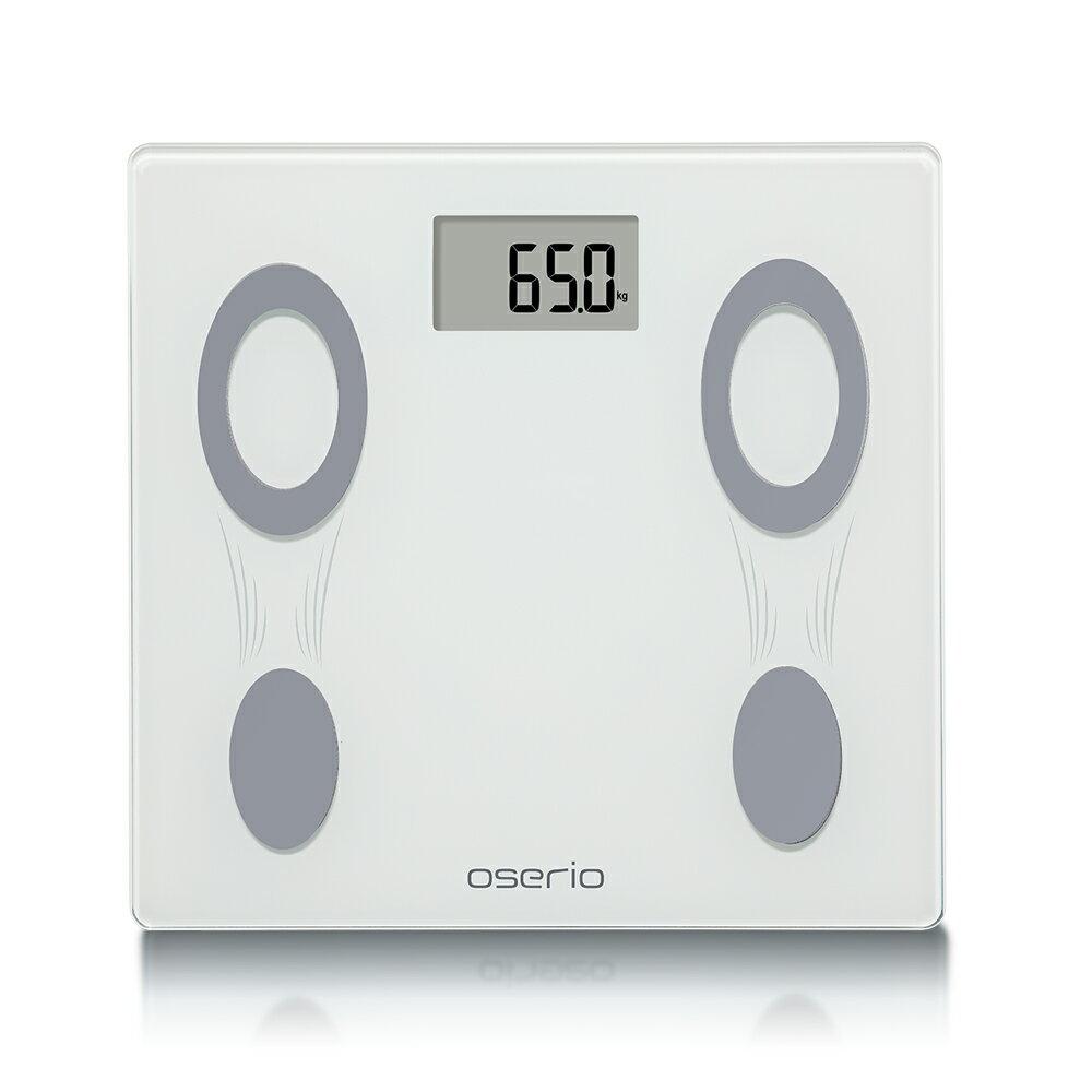 藍牙 APP升級 體水份 智能體重計 台灣品牌【oserio歐瑟若】MTG-639 1