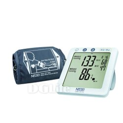 """NISSEI""""日本精密""""手臂式血壓計- DSK-1011J,登錄五年保固"""