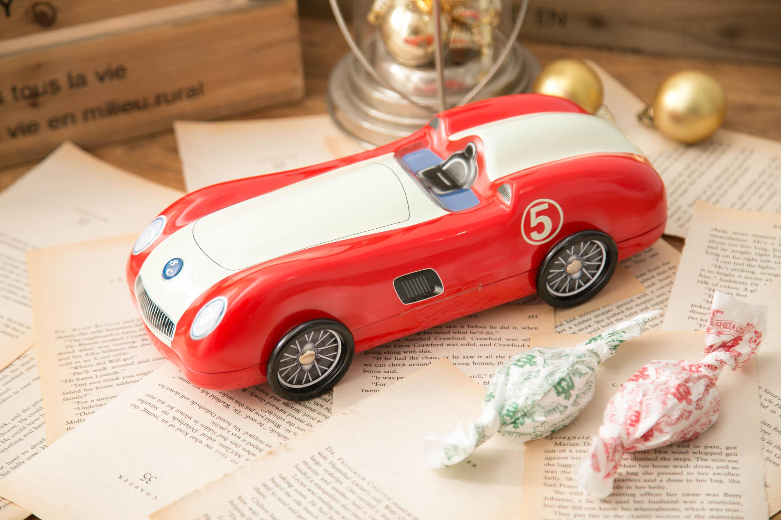 【LAZZARONI 經典義大利餅乾】汽車造型餅乾系列★可可餅乾.椰子餅乾★RD-05