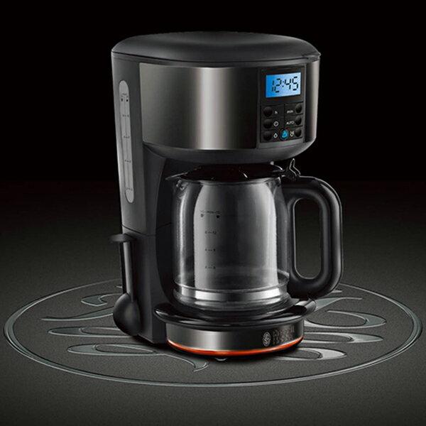 咖啡機【U0064】Russell Hobbs 英國羅素 Legacy 晶亮咖啡機 完美主義