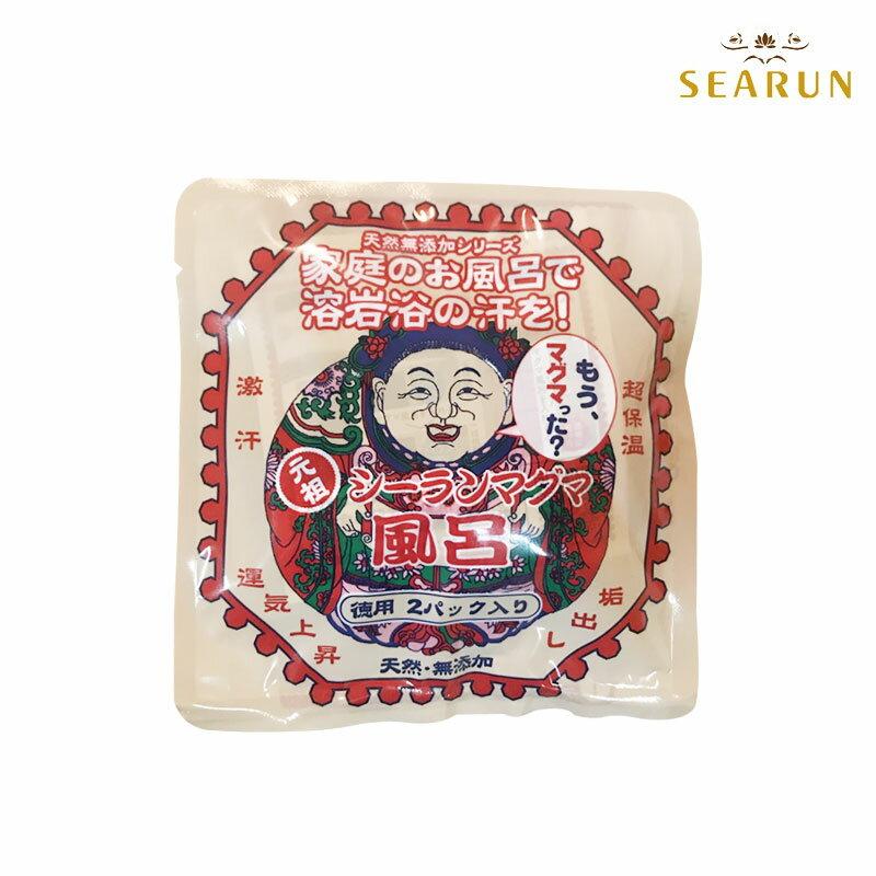 日本SEARUN【岩鹽溫泉浴】25g(2入) 0