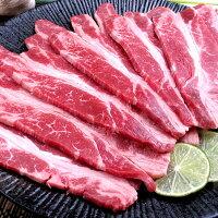 中秋節烤肉食材到1公斤美國安格斯★雪花牛燒烤片★油花分布均勻,烤肉必備食材~ ##A0024*2