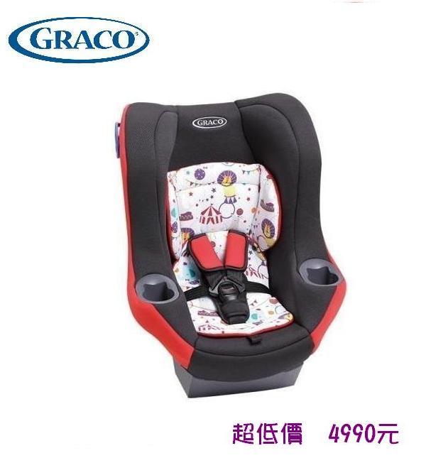 ^~美馨兒^~ GRACO0~4歲前後向MYRIDE嬰幼兒汽座^(二色可挑^) 4990元