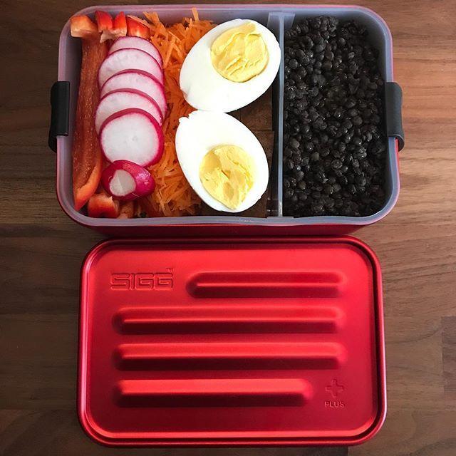 SIGG Metal Box Plus L 午餐盒 / 便當盒 -大 9