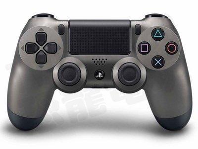 SONY PS4 原廠 無線控制器 新版 震動手把 D4 平行輸入 水貨 鋼鐵黑 CUH-ZCT2NA21 台中恐龍電玩