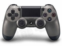 SONY PS4 原廠無線控制器(無線震動手把 把手) D4 鋼鐵黑 日本平行輸入【台中恐龍電玩】